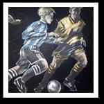 Sports Vintage Wallpaper