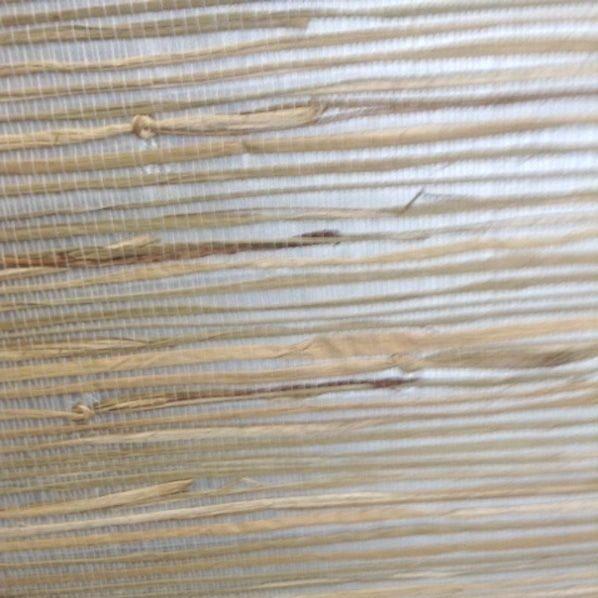silver metallic beige grasscloth wallpaper, natural,