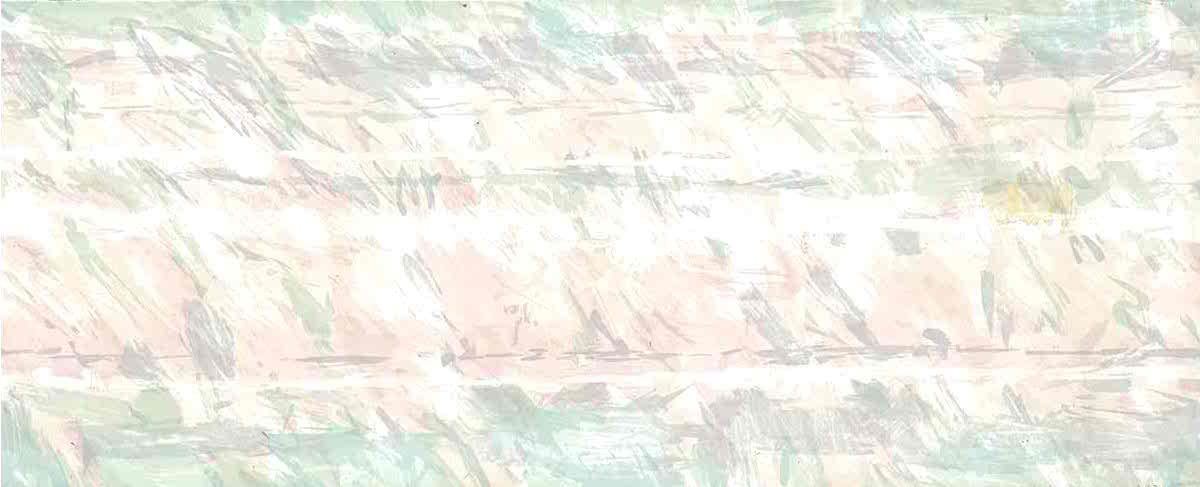 pink abstract vintage wallpaper, border, green, white, modern, contemporary, brushtrokes