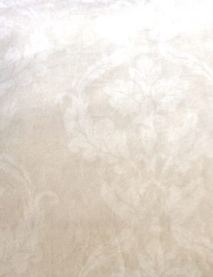 Ivory Damask Wallpaper,cream,off-white, Italy, dining room, living room, large scale damask, textured