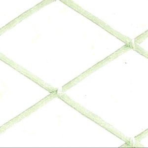 green cream lattice vintage wallpaper, UK , faux finish