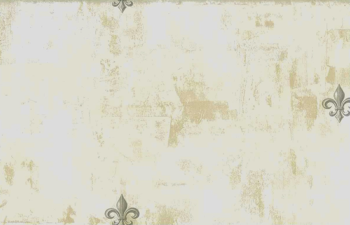 fleur de lys gray wallpaper,faux finish,beige,cream,plaster,vintage style,old world,bedroom,living room,study