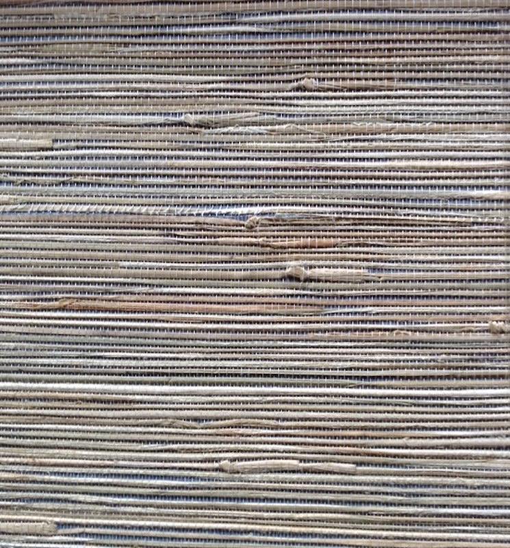 Red Grasscloth Wallpaper: Wallpaper Natural Grasscloth Blue Beige 2661-13 D/Rs Free Ship