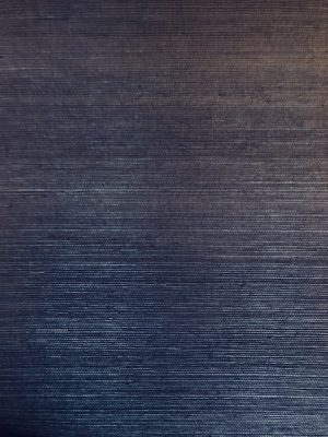 VG4405MH Navy Grasscloth wallpaper, natural, Magnolia Home, inen-like, living room, dining room, study, bedroom, foyer, Sample
