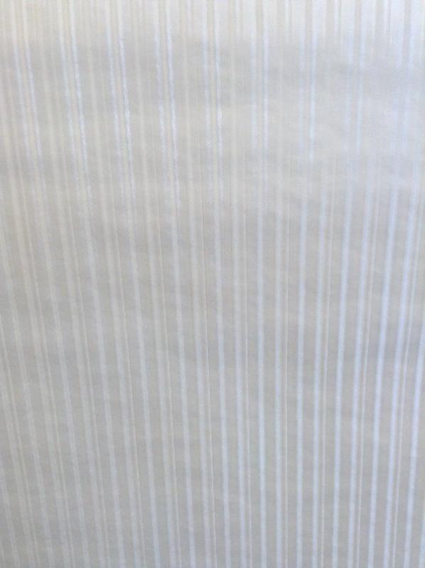 wallpaper white satin stripe,white on white