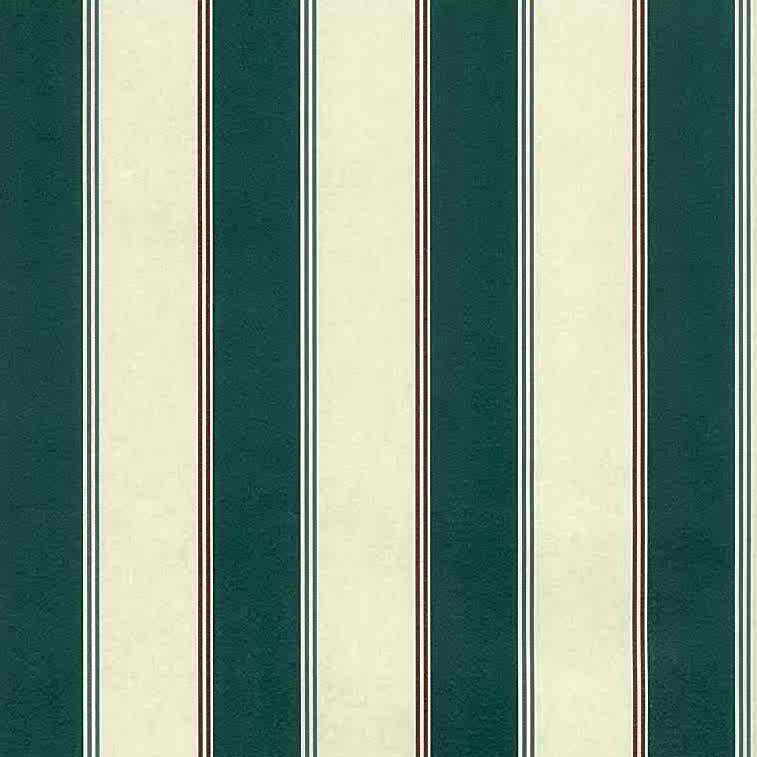 green cream stripe vintage wallpaper, red, blue, dining room, entrance way, study, bedroom, classic style