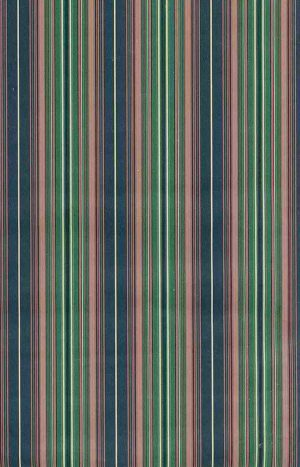 Stripes vintage wallpaper-blue-pink, green