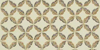 Arts and Crafts Vintage Wallpaper and Border Patterns
