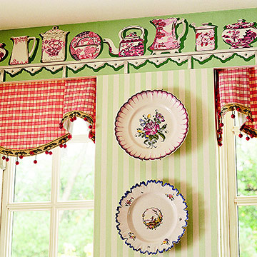 Tableware Kitchen Wallpaper Border